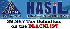 tax defaulters barred from leaving