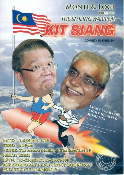 Monti and Logi presents Kit Siang